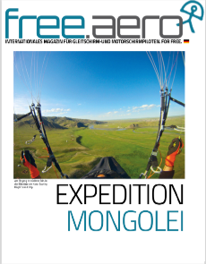 Expedition Mongolei